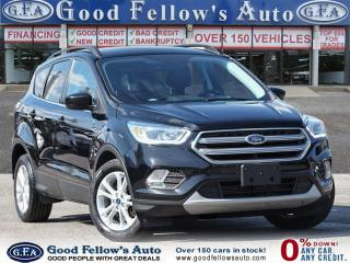 Used 2017 Ford Escape SE MODEL, LEATHER SEATS, PAN ROOF, NAV, BACKUP CAM for sale in Toronto, ON