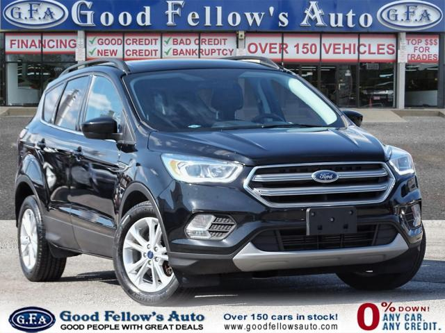 2017 Ford Escape SE MODEL, LEATHER SEATS, PAN ROOF, NAV, BACKUP CAM Photo1