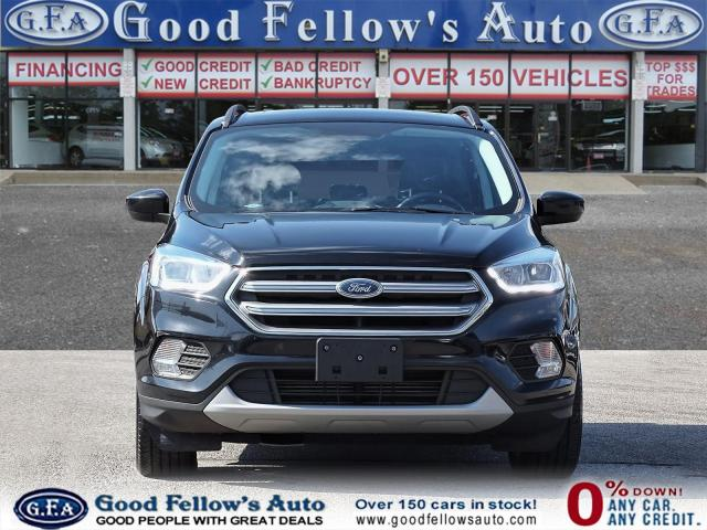 2017 Ford Escape SE MODEL, LEATHER SEATS, PAN ROOF, NAV, BACKUP CAM Photo2