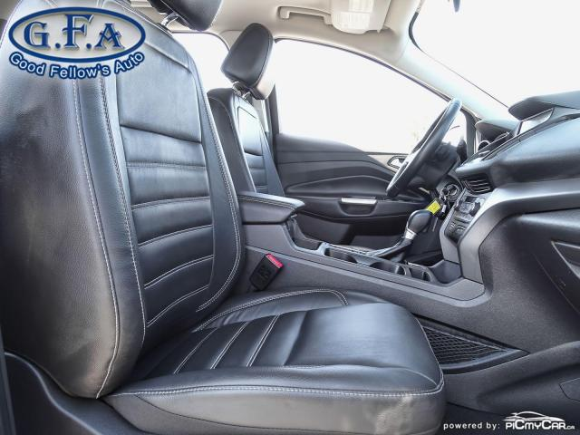 2017 Ford Escape SE MODEL, LEATHER SEATS, PAN ROOF, NAV, BACKUP CAM Photo11