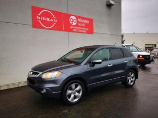 Used 2007 Acura RDX RDX/AWD/LEATHER/SUNROOF/GREAT CONDITION! for sale in Edmonton, AB