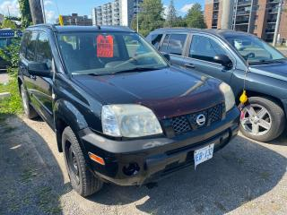 Used 2005 Nissan X-Trail AS-IS for sale in Mississauga, ON