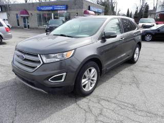 Used 2016 Ford Edge SEL No Accidents Reverse Cam Remote Start for sale in Windsor, ON