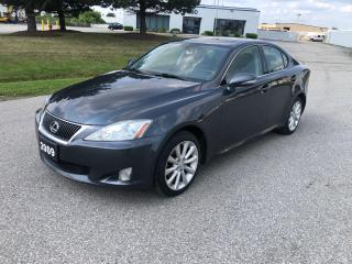 Used 2009 Lexus IS 250 AWD for sale in Cambridge, ON