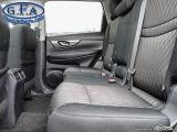 2017 Nissan Rogue SV MODEL, AWD, PANORAMIC ROOF, 360° CAMERA, NAVI Photo34
