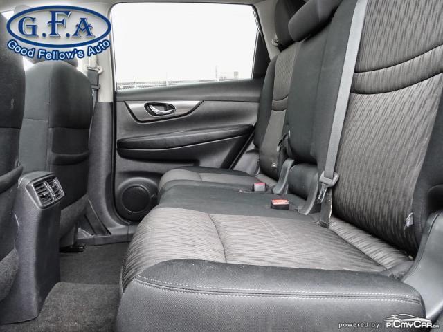 2017 Nissan Rogue SV MODEL, AWD, PANORAMIC ROOF, 360° CAMERA, NAVI Photo10