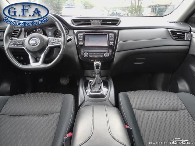 2017 Nissan Rogue SV MODEL, AWD, PANORAMIC ROOF, 360° CAMERA, NAVI Photo12