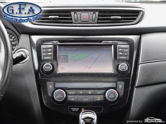 2017 Nissan Rogue SV MODEL, AWD, PANORAMIC ROOF, 360° CAMERA, NAVI Photo14
