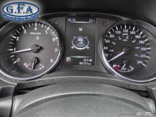 2017 Nissan Rogue SV MODEL, AWD, PANORAMIC ROOF, 360° CAMERA, NAVI Photo18