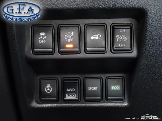 2017 Nissan Rogue SV MODEL, AWD, PANORAMIC ROOF, 360° CAMERA, NAVI Photo21