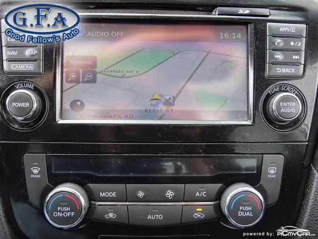 2017 Nissan Rogue SV MODEL, AWD, PANORAMIC ROOF, 360° CAMERA, NAVI Photo22