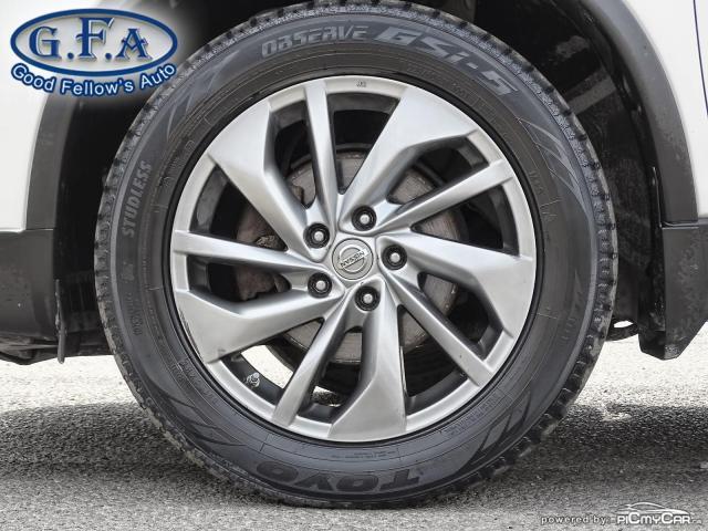 2015 Nissan Rogue SL AWD, LEATHER SEATS, PAN ROOF, 360° CAM, NAVI Photo6