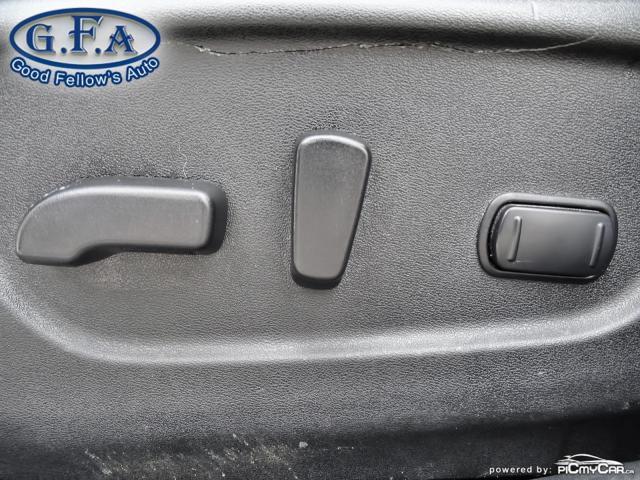 2015 Nissan Rogue SL AWD, LEATHER SEATS, PAN ROOF, 360° CAM, NAVI Photo10