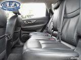 2015 Nissan Rogue SL AWD, LEATHER SEATS, PAN ROOF, 360° CAM, NAVI Photo33