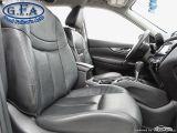 2015 Nissan Rogue SL AWD, LEATHER SEATS, PAN ROOF, 360° CAM, NAVI Photo34