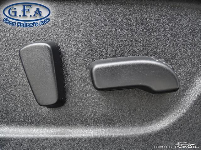 2015 Nissan Rogue SL AWD, LEATHER SEATS, PAN ROOF, 360° CAM, NAVI Photo13