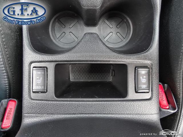 2015 Nissan Rogue SL AWD, LEATHER SEATS, PAN ROOF, 360° CAM, NAVI Photo14