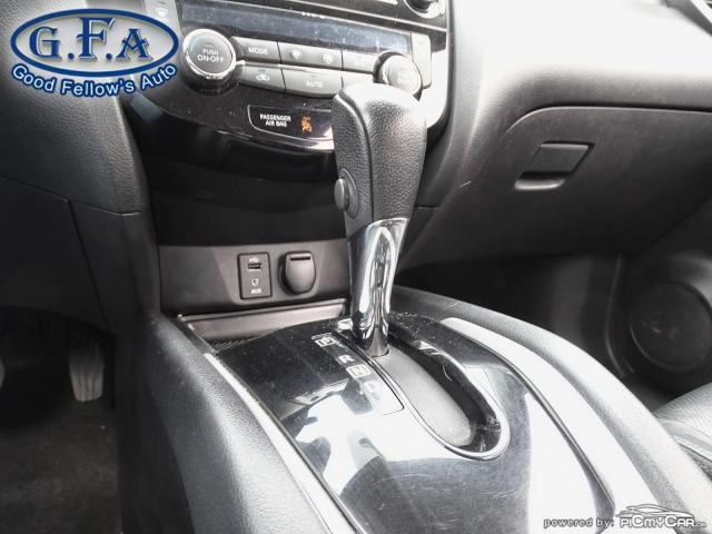 2015 Nissan Rogue SL AWD, LEATHER SEATS, PAN ROOF, 360° CAM, NAVI Photo15
