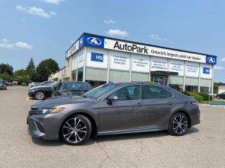 Used 2018 Toyota Camry SUNROOF | HEATED SEATS | REAR CAMERA | BLIND SPOT SENSOR | for sale in Brampton, ON