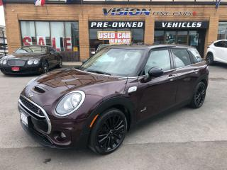 Used 2017 MINI Cooper Clubman S for sale in North York, ON