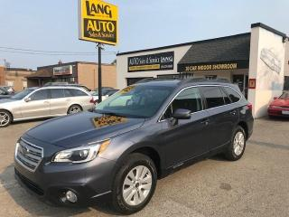 Used 2017 Subaru Outback 2.5i Premier Technology Package SOLD SOLD THANK YOU for sale in Etobicoke, ON