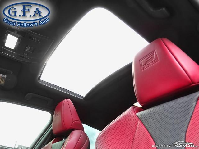 2019 Lexus UX UX250H, SUNROOF, BLACK ON RED LEATHER SEATS,HYBRID Photo7