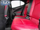 2019 Lexus UX UX250H, SUNROOF, BLACK ON RED LEATHER SEATS,HYBRID Photo34