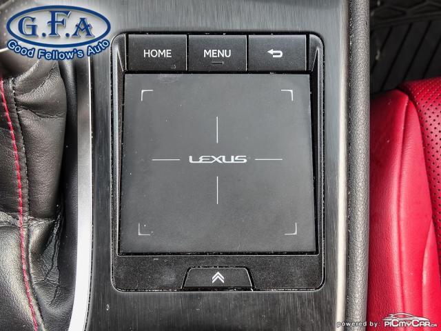 2019 Lexus UX UX250H, SUNROOF, BLACK ON RED LEATHER SEATS,HYBRID Photo17