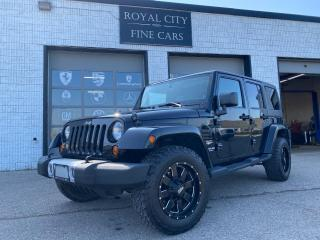 Used 2012 Jeep Wrangler Sahara/ Clean Carfax/ Heated Seats/ Certified for sale in Guelph, ON