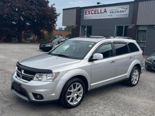 Used 2013 Dodge Journey AWD 4dr R/T for sale in North York, ON