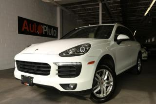 Used 2016 Porsche Cayenne AWD 4dr for sale in North York, ON