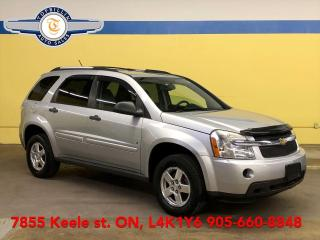 Used 2009 Chevrolet Equinox 2 Years Power-train Warranty for sale in Vaughan, ON