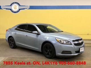 Used 2013 Chevrolet Malibu 2 Years Power-train Warranty for sale in Vaughan, ON