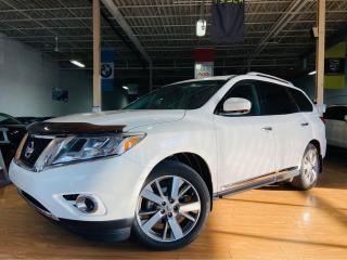 Used 2013 Nissan Pathfinder Platinum - NAVI|SOLD ! for sale in North York, ON