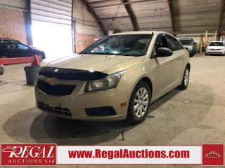 Used 2011 Chevrolet Cruze for sale in Calgary, AB