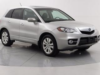Used 2012 Acura RDX Tech Pkg Nav, Heated Seats, Nav, Back-up Camera, Bluetooth for sale in Winnipeg, MB