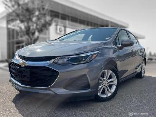 Used 2019 Chevrolet Cruze LT Low Mileage! Accident Free! for sale in Winnipeg, MB