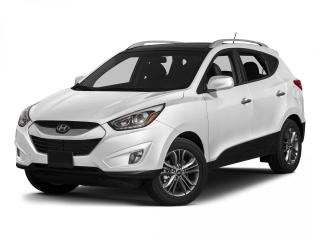 Used 2015 Hyundai Tucson GL   No Accident   Heated Seats   for sale in Winnipeg, MB