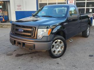 Used 2013 Ford F-150 FORD F-150 146'' XL ~ NO ACCIDENTS ~ CERTIFIED for sale in Mississauga, ON