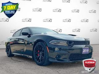 Used 2019 Dodge Charger Scat Pack SRT8 | SCAT PACK | BADGING | ONE OWNER | LOCAL TRADE | for sale in Sault Ste. Marie, ON