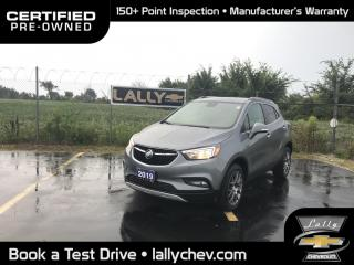 Used 2019 Buick Encore Sport Touring SPORT TOURING**ONE OWNER**REMOTE START**AWD**BLIND for sale in Tilbury, ON