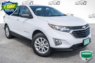 Used 2018 Chevrolet Equinox LS APPLE CARPLAY & ANDROID AUTO!!! BACK UP CAMERA!!! HEATED SEATS!!! for sale in Barrie, ON