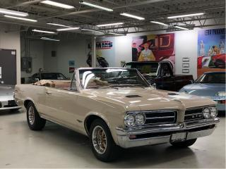Used 1964 Pontiac GTO 389 Tri-Power 4 Speed for sale in Paris, ON