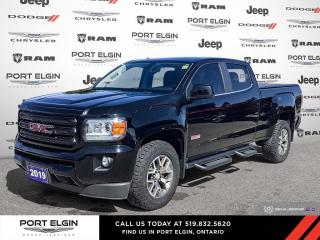 Used 2019 GMC Canyon All Terrain for sale in Port Elgin, ON