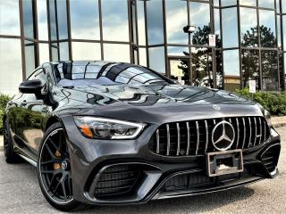 Used 2020 Mercedes-Benz AMG GT AMG-GT63s|4MATIC+|PANA ROOF|NAVI|AMBIENT LIGHTS for sale in Brampton, ON
