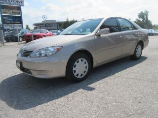 Used 2005 Toyota Camry ONE OWNER for sale in Newmarket, ON