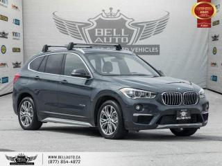 Used 2017 BMW X1 xDrive28i, AWD, RearCam, NoAccident, B.spot, P.Asst, Bluetooth for sale in Toronto, ON