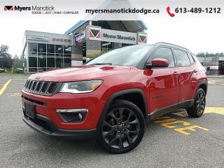 Used 2020 Jeep Compass High Altitude  4x4 - Pano Sunroof - Navigation - $252 B/W for sale in Ottawa, ON