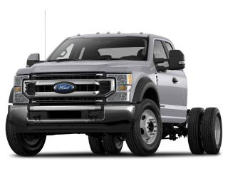 New 2022 Ford F-550 Super Duty DRW LARIAT for sale in Salmon Arm, BC