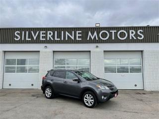 Used 2013 Toyota RAV4 LIMITED  for sale in Winnipeg, MB